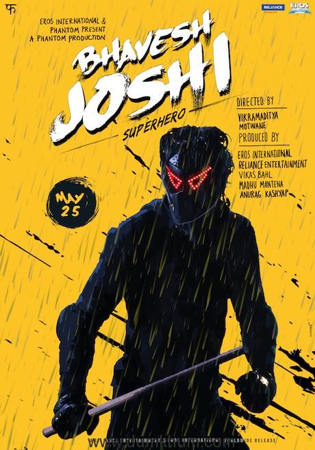 Bhavesh Joshi Superstar- Poster