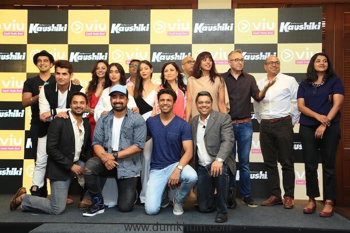 Cast of Kaushiki-1