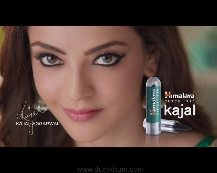 Kajal Aggarwal endorses Himalaya Kajal