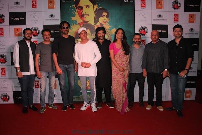 Karan Butani, Jameel Khan, Kay Kay, Jimmy Sheirgill, Pankaj Tripathi, Mahie Gill, Raj Khatri, Amitabh Chandra