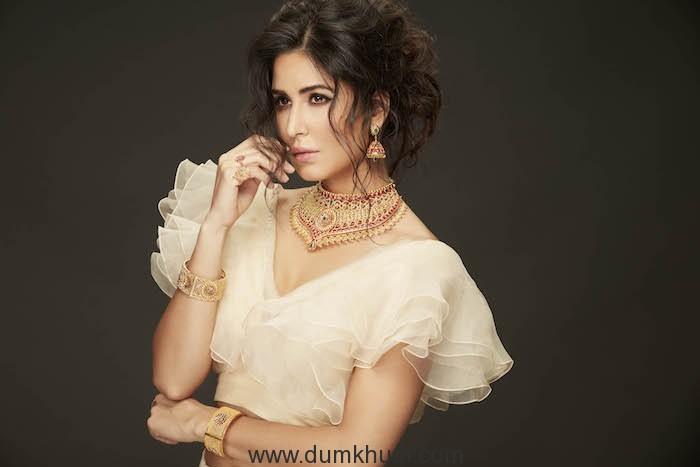Kalyan Jewellers signs Katrina Kaif as brand ambassador