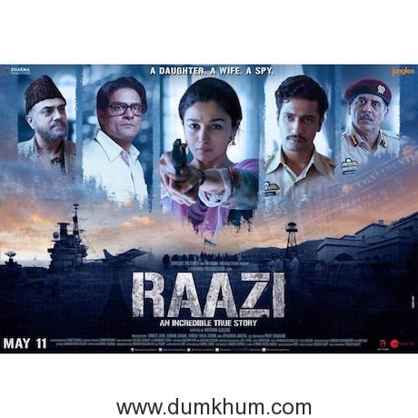 New Poster - Raazi