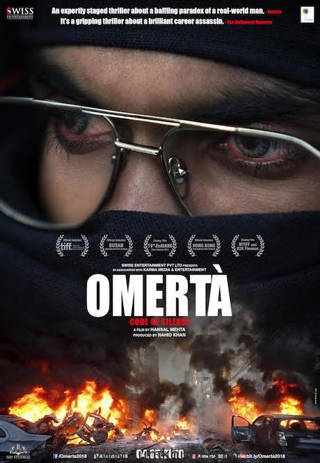 Omerta - Poster
