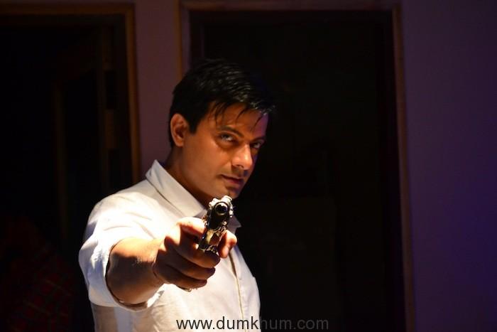 Rahul Bhat, still from Daas Dev
