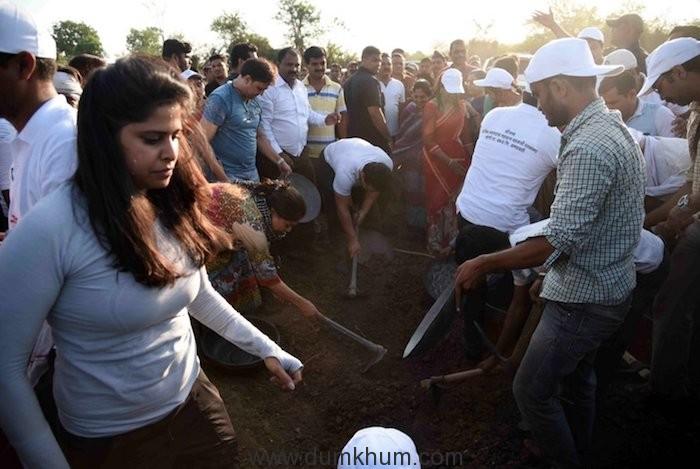 Sai Tamhankar to celebrate 'Maharashtra Day' by doing Shramdaan!