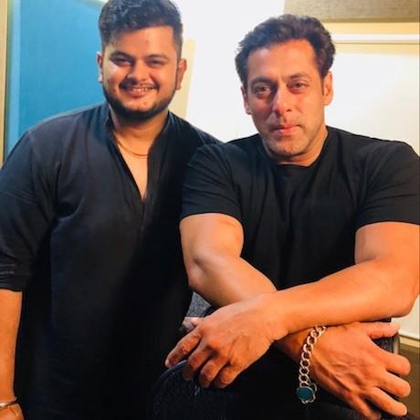 Salman Khan writes and sing for Race 3