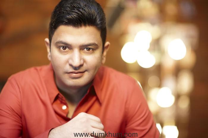 Bhushan Kumar wins Dadasaheb Phalke Film Foundation Award for Best Music Label of Indian Cinema