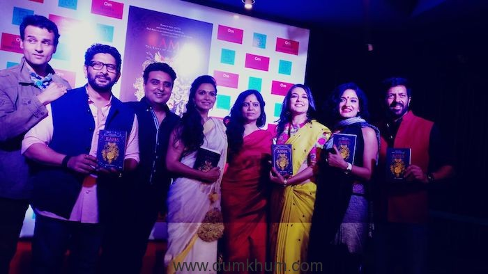 Book launch of Kama: The story of the Kama Sutra written by Jaya Misra