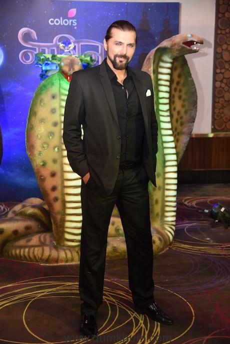 Chetan Hansraj at the launch of COLORS' Naagin 3