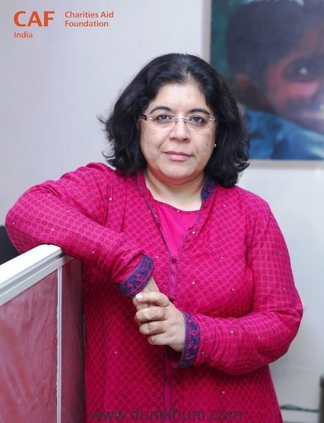 Meenaskhi Batra CAF CEO Pic