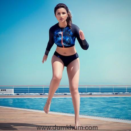 Speedo India welcomes Parineeti Chopra as their New Fitness Ambassador!