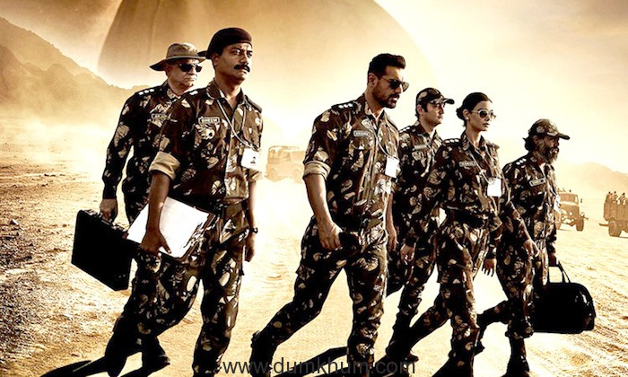 Parmanu The Story of Pokhran- Film Review