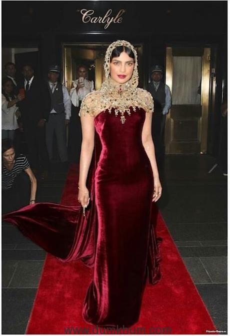 Priyanka Chopra brings India to America-