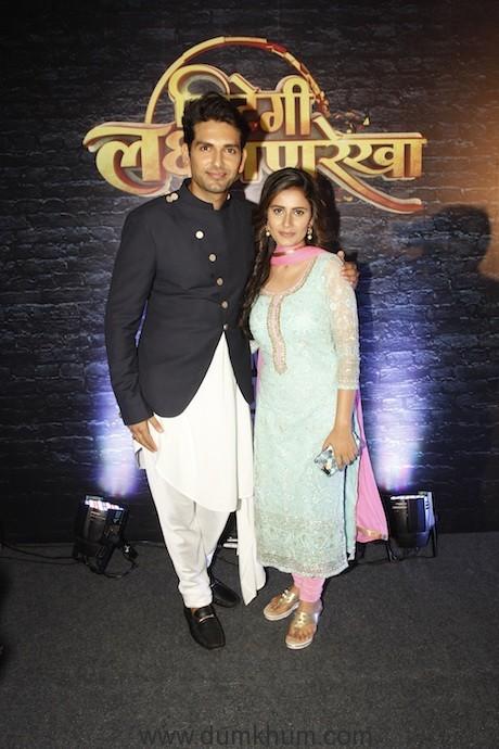 Shivani Tomar and Rahul Sharma