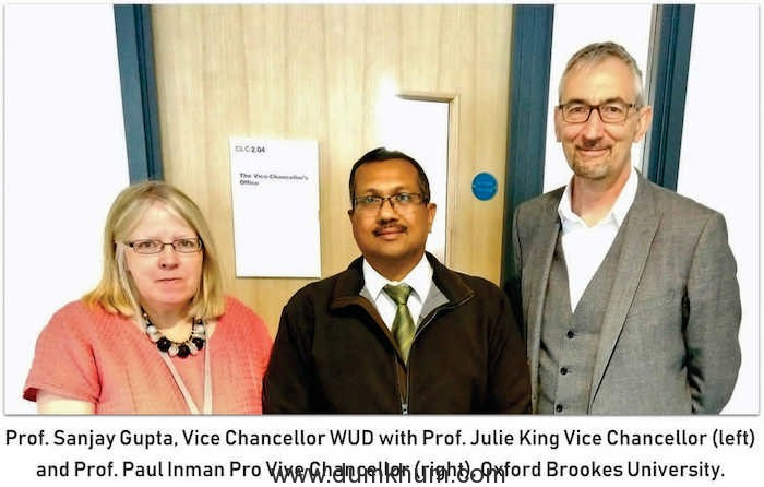 WUD partners with Six Reputed International Universities 2