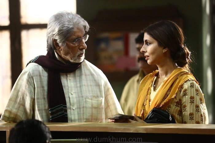 Shweta Bachchan Nanda makes acting debut with father Amitabh Bachchan in Kalyan Jewellers' heart-warming TVC-