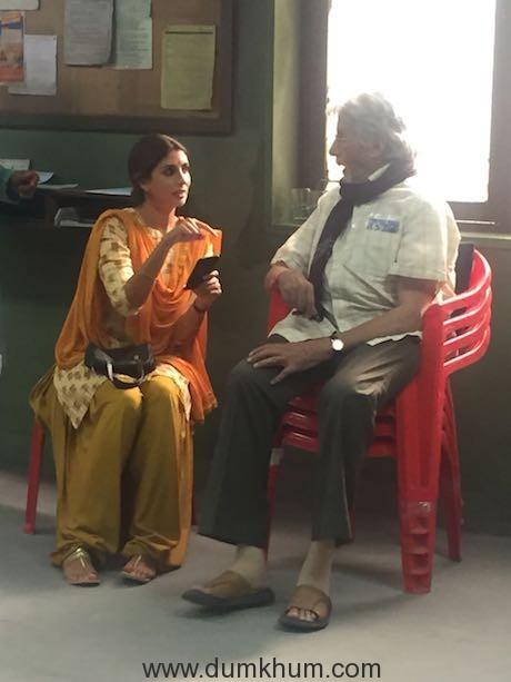 Shweta Bachchan Nanda makes acting debut with father Amitabh Bachchan in Kalyan Jewellers' heart-warming TVC-3