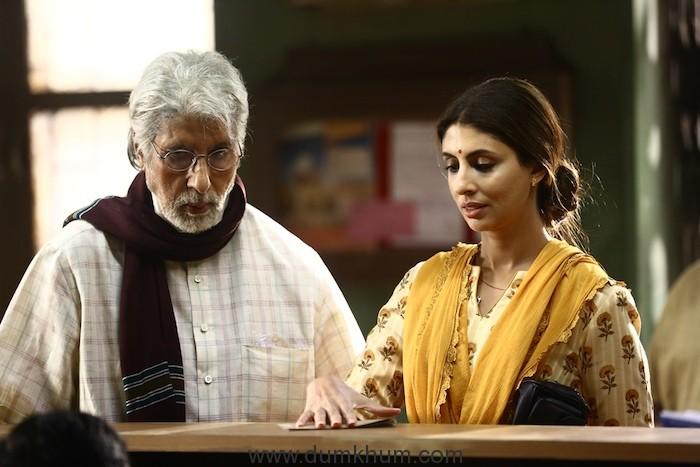 Shweta Bachchan Nanda makes acting debut with father Amitabh Bachchan in Kalyan Jewellers' heart-warming TVC