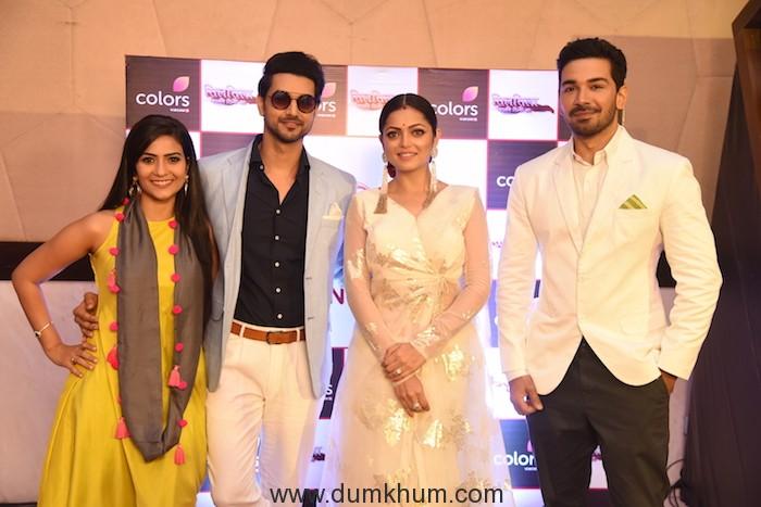 COLORS Launches  Silsila Badalte Rishton Ka !