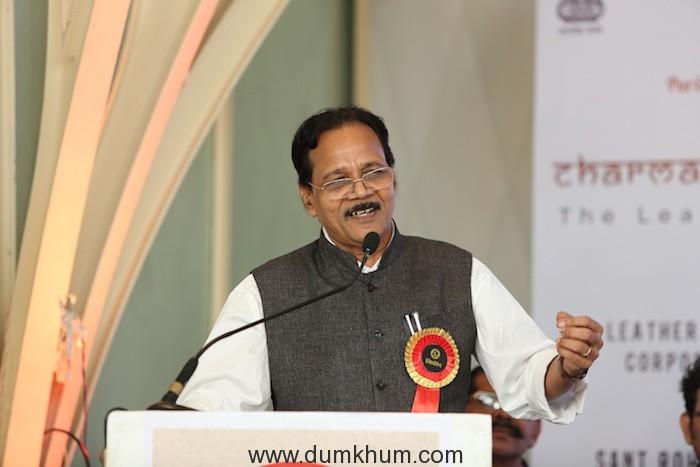 Cabinet minister Rajkumar Badole