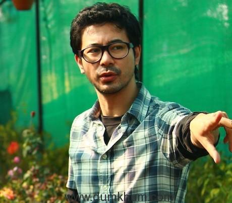 Director of Axone Nicholas Kharkongor
