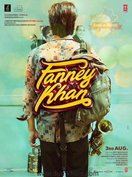 Fanney Khan Poster (1)
