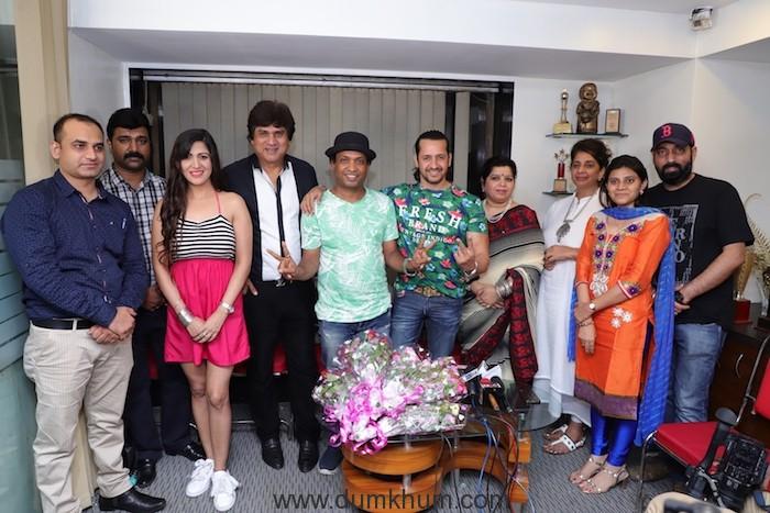 Jonita Doda, Mukesh Tyagi, Sunil Paul, Rakesh Pal, Rashmi Kapoor, Rekha Vaid-
