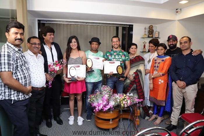 Jonita Doda, Mukesh Tyagi, Sunil Paul, Rakesh Pal, Rashmi Kapoor, Rekha Vaid-1