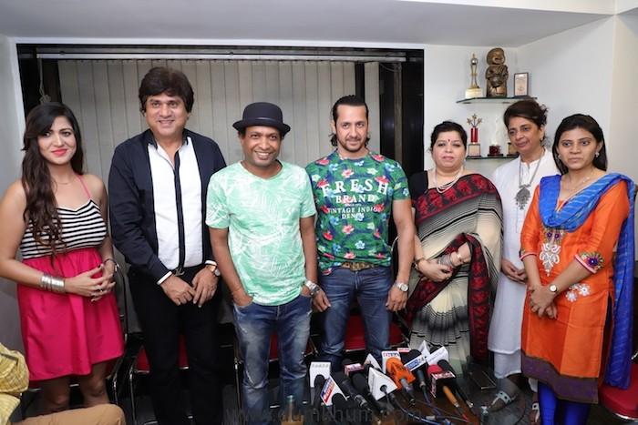 Jonita Doda, Mukesh Tyagi, Sunil Paul, Rakesh Pal, Rashmi Kapoor, Rekha Vaid