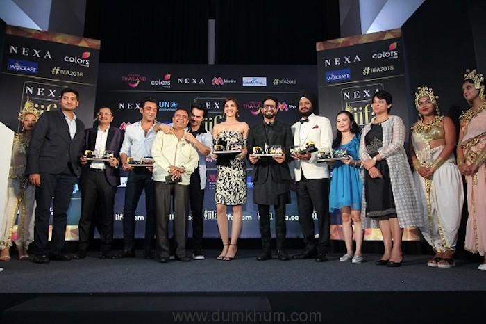 Key Dignatries and stars at the IIFA Mumbai Press Conference (3)