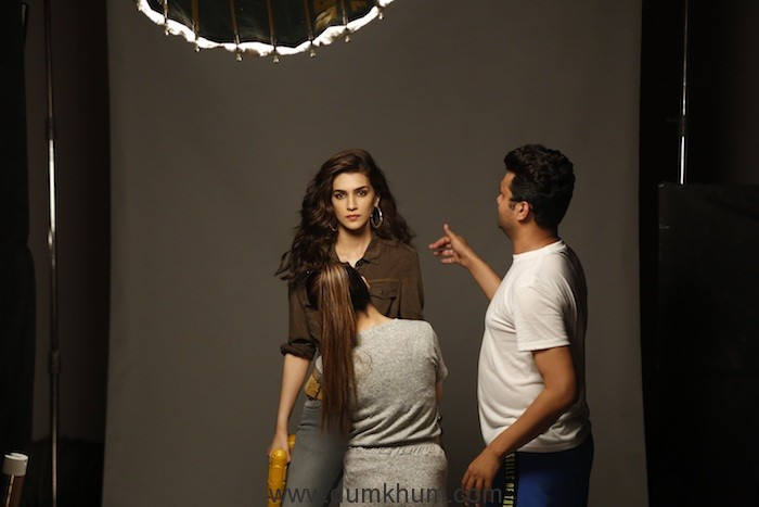BEHIND THE SCENES: Kriti Sanon on how to up your Ms.Taken style!