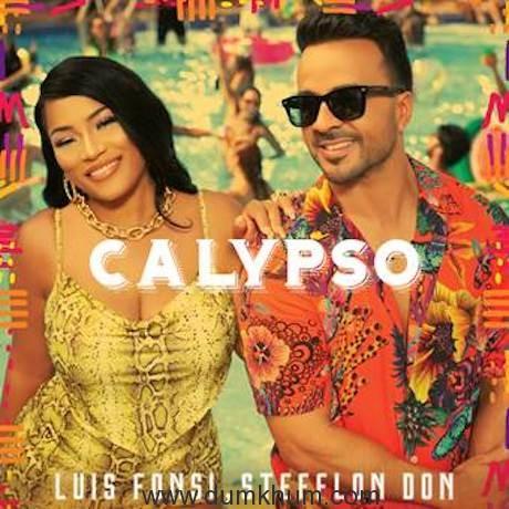 Luis Fonsi releases Calypso featuring Stefflon Don.
