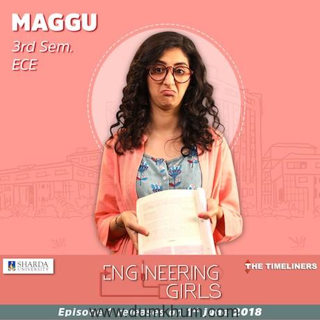Maggu - ENGINEERING GIRLS