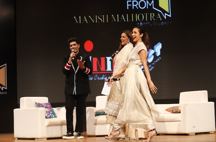 MANISH MALHOTRA LAUNCHES 'LEARN FROM MANISH MALHOTRA'