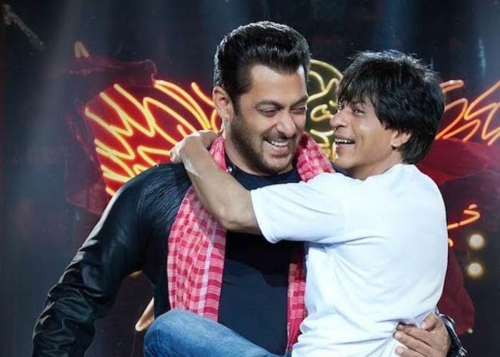 #ZeroCelebratesEid with Shah Rukh Khan & Salman Khan