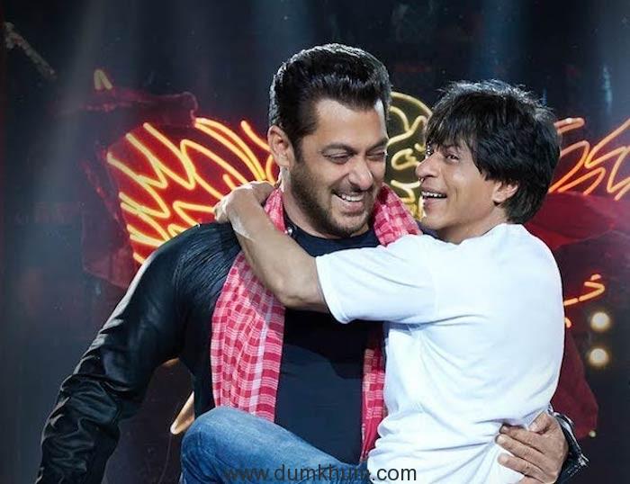 Salman Khan & SRK in Zero Teaser