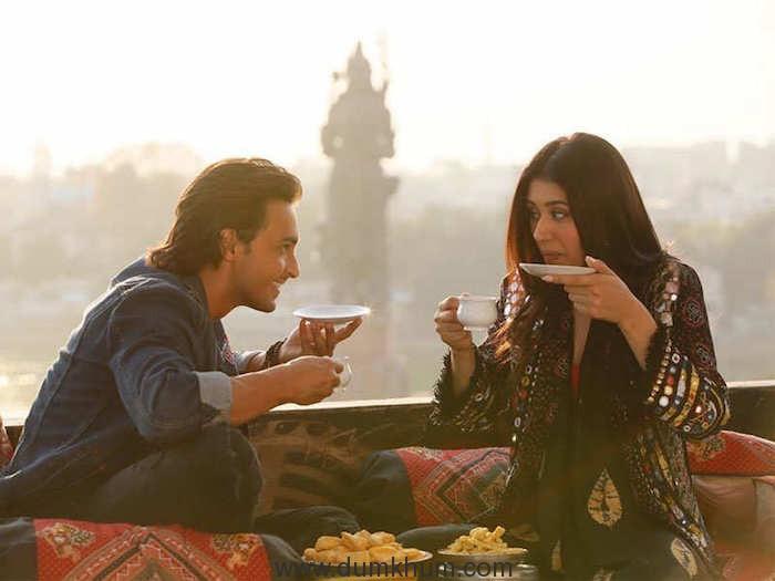 Salman Khan introduces Aayush Sharma and Warina Hussain's Loveratri