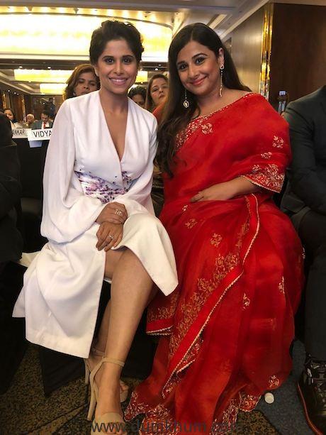 Savvy Awards Vidya and Sai