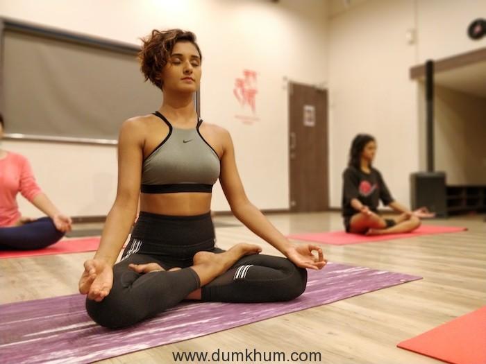 Shakti Mohan on International Yoga Day 3