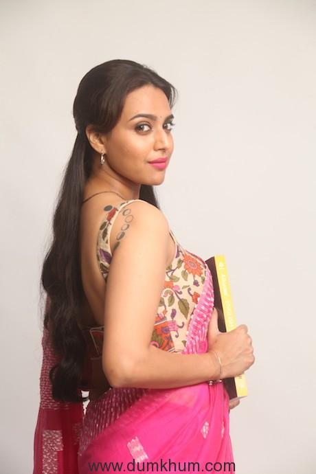 Swara Bhasker in Rasbhari