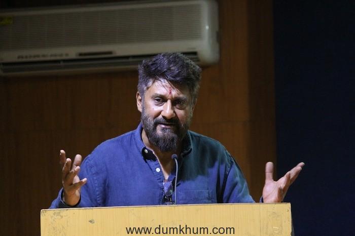 Vivek Agnihotri's book 'Urban Naxals'.-