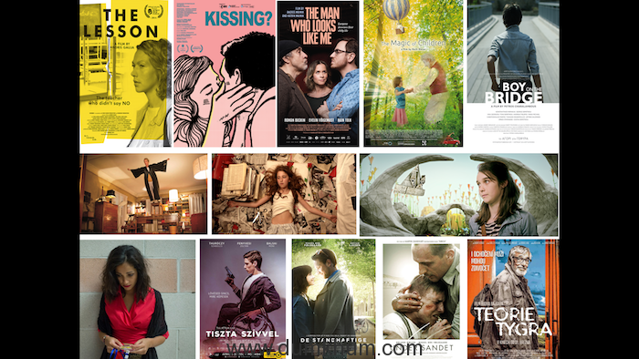 24 European Movies you don't want to miss from 23 European Countries!