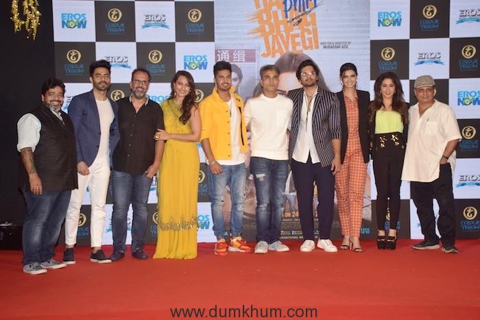 Happy Phirr Bhag Jayegi - Trailer launch-