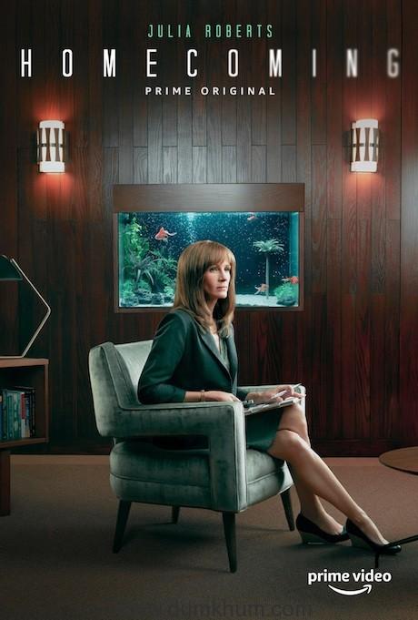 Homecoming Julia Roberts Teaser poster
