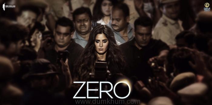 Shah Rukh Khan unveils Katrina Kaif's avatar in Zero !