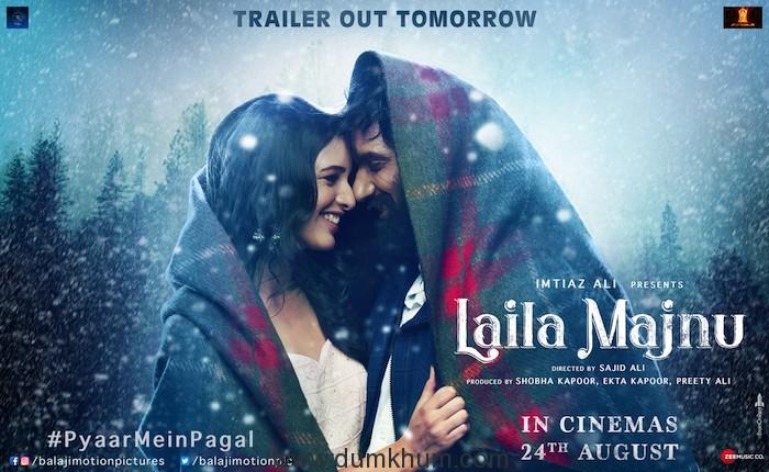 Laila Majnu's First Look & Laila Majnu Tales with Imtiaz Ali (part2)- OUT NOW