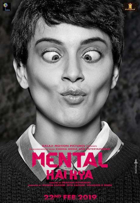Mental Hai Kya Poster (1)