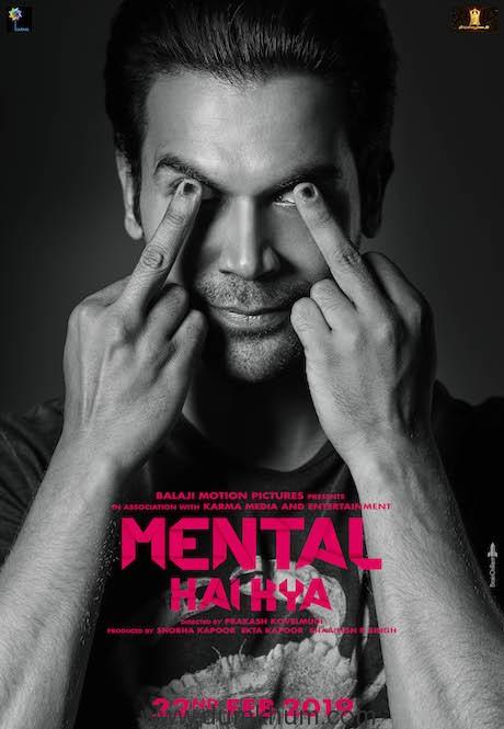 Mental Hai Kya Poster (2)
