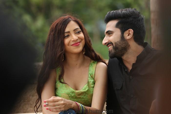 Plabita Borthakur and Akshay Oberoi - Copy