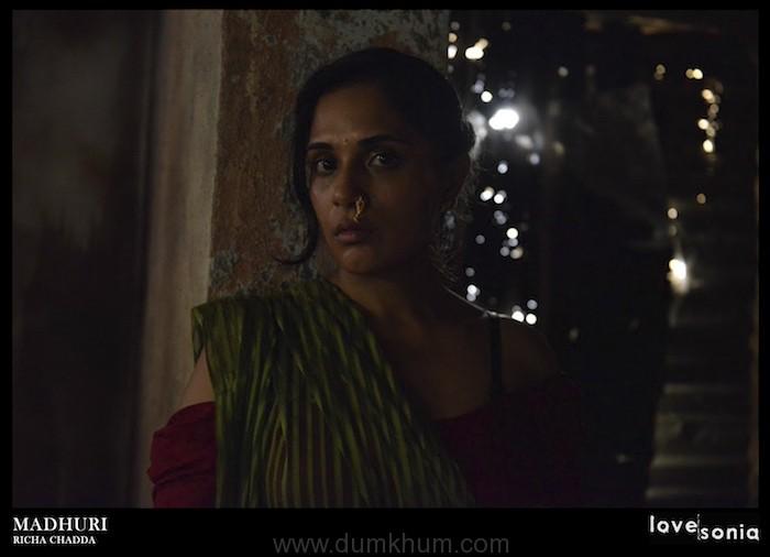 Richa Chhada First Look